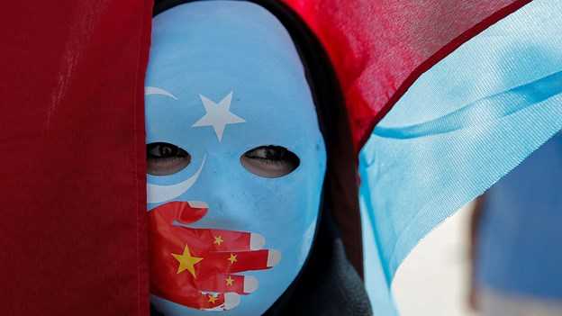 USA sortlister kinesiske selskaber for overgreb mod muslimer