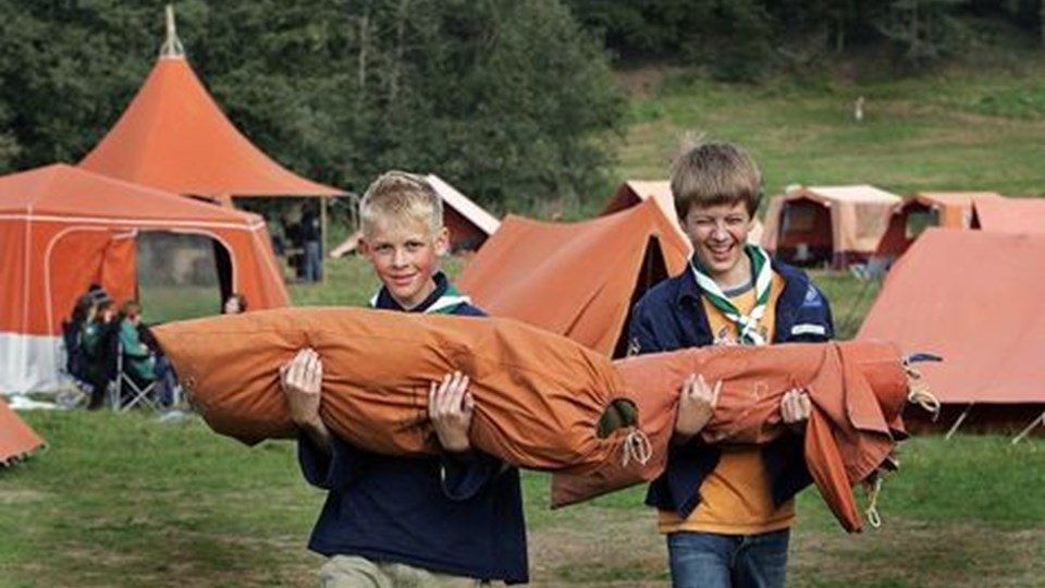 Der er dømt lejrliv ved Kølhøjhus i weekenden 12.-13. september. Arkivfoto: Ajs Nielsen