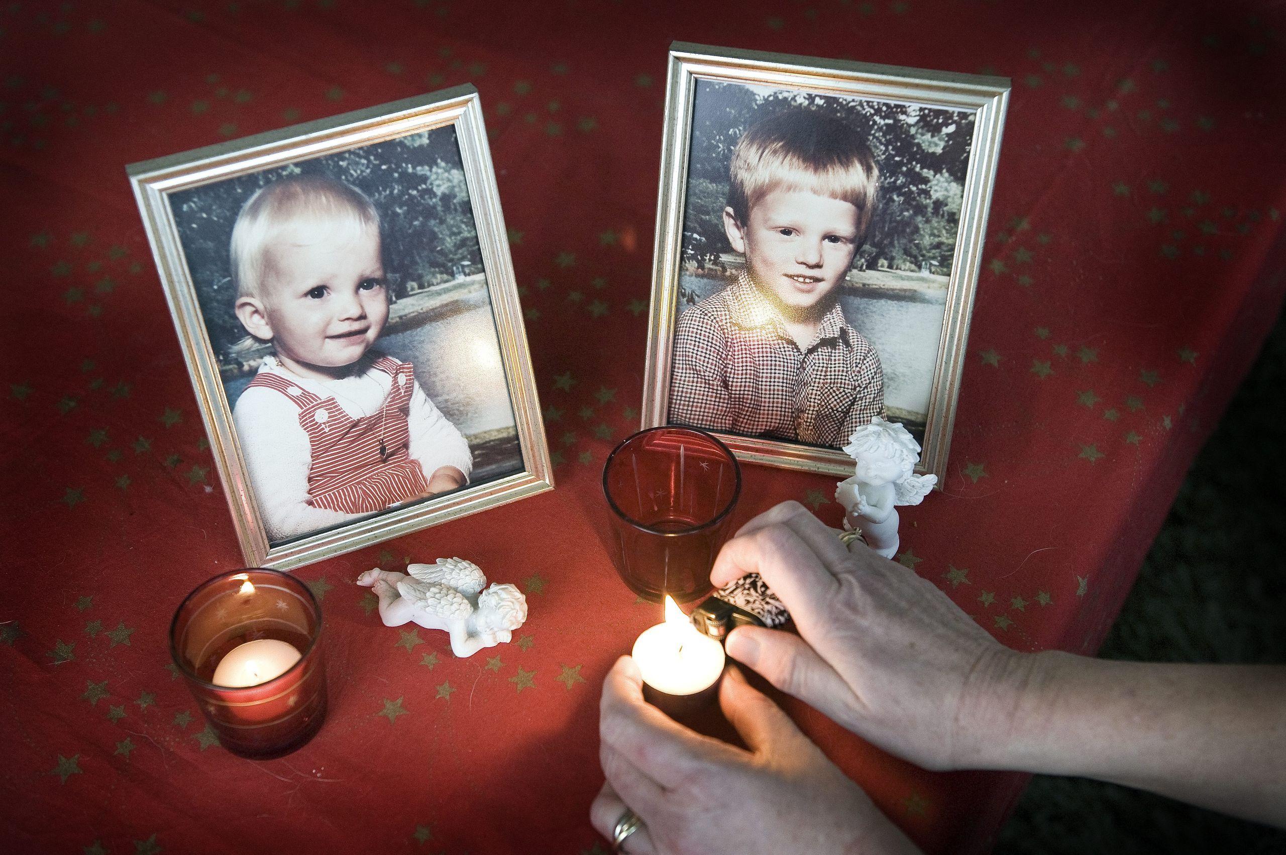 Hannes mand dræbte deres børn: - Jeg tror på, at mine to små børn står på den anden side og tager imod mig