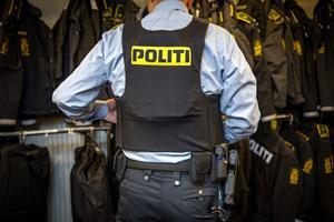 Fuld 24-årig stjal en ATV og kastede molotovcocktail mod politistation