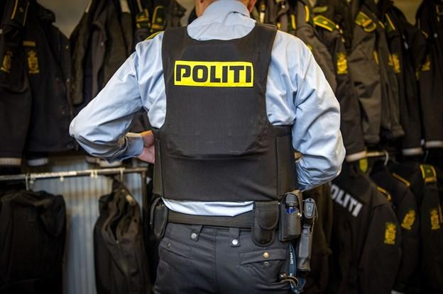 Politiet giver utrygge borgere et opkald eller et besøg