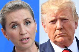 Kunne ikke købe Grønland: Trump aflyser sit besøg i Danmark