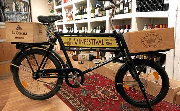 500 billetter til vinfestival er solgt