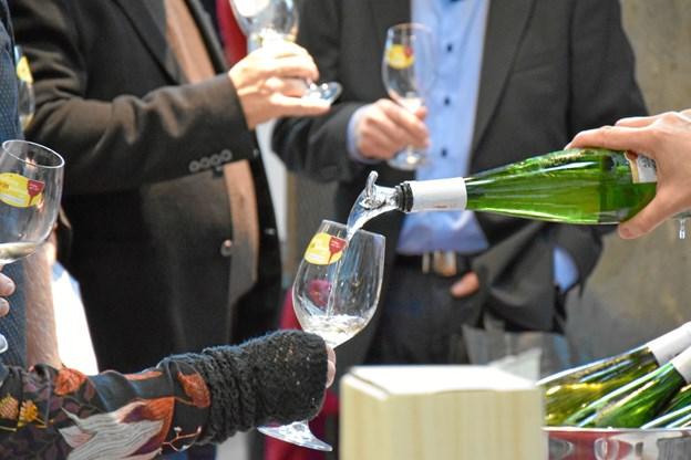 På Aalborg Vinfestival kan du i år smage 250 forskellige vine.Foto: Nordkraft Event