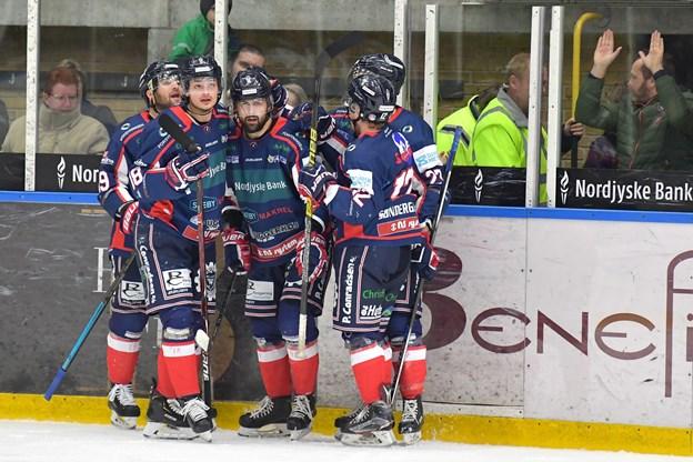 Så kender Frederikshavn og Aalborg sin skæbne: Sådan ser semifinalerne ud