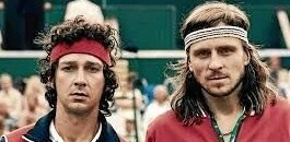 Borg - Tennisdrama to gange i Lønstrup Bio