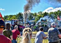 Traktortræk og mere tivoli
