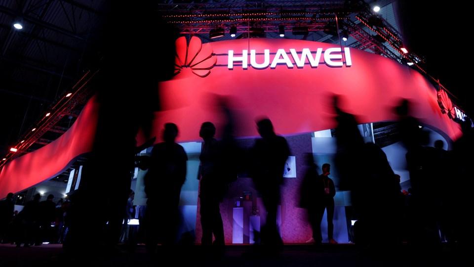 Huawei Foto: Reuters/Eric Gaillard/arkiv