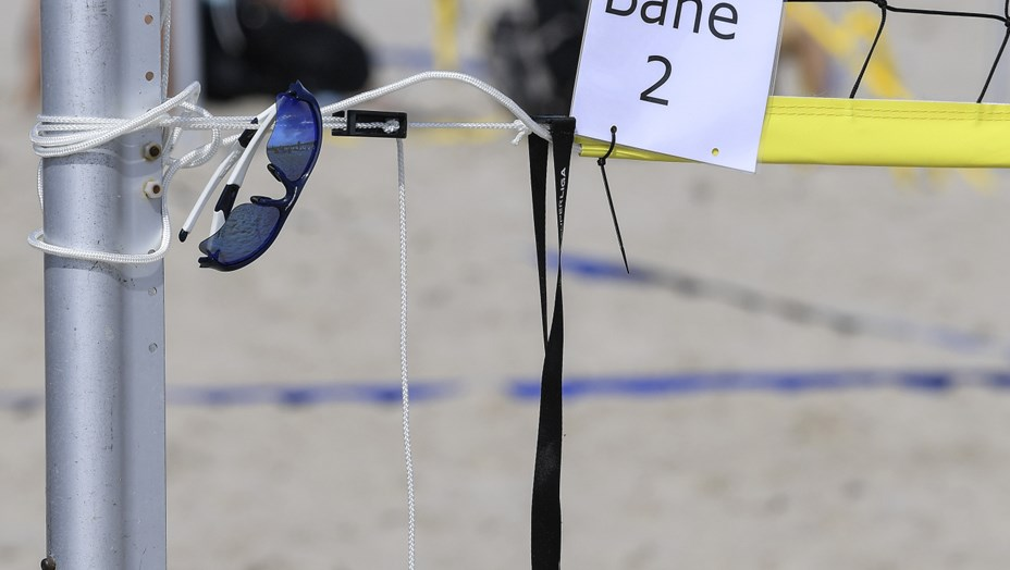 Åbent Hus med Beach Volley