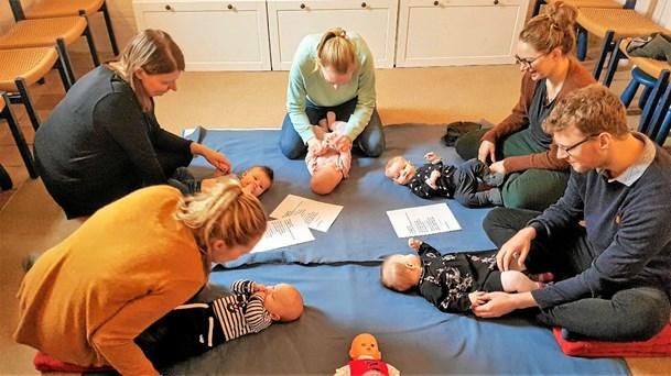 Babysalmesang i Godthåb