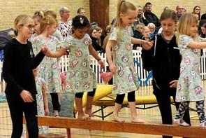 Als-gymnaster takkede af med flot opvisning