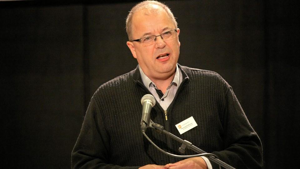 Henning Feldtmose er kendt for sine menneskelige egenskaber og flid. Privatfoto
