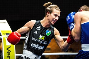 Frederik Lundgaard nåede semifinalen