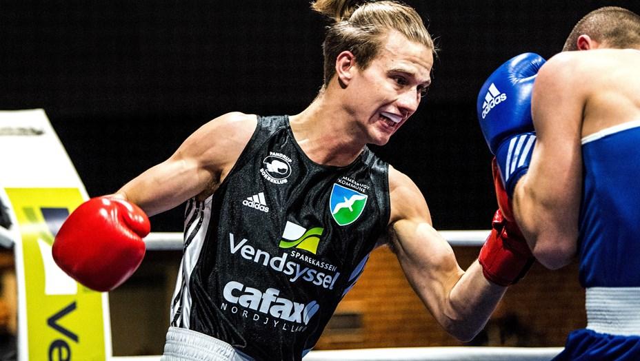 Femte NM-titel til Pandrup-bokser