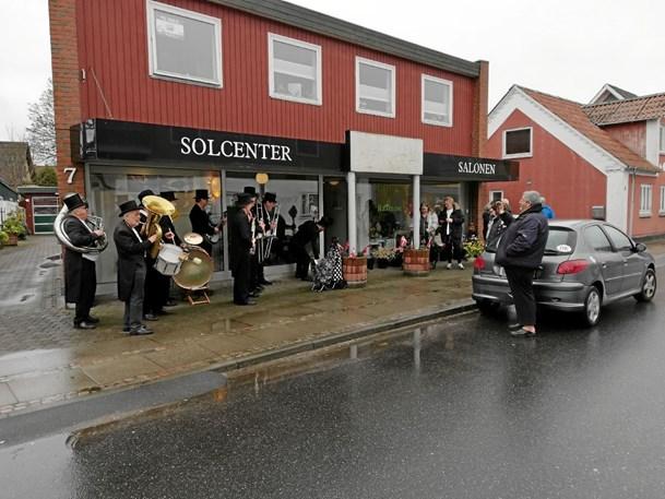 Ludvig & Rasmine hedder ny butik i Asaa