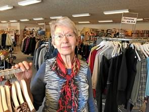 Rita har været frivillig i ti år: