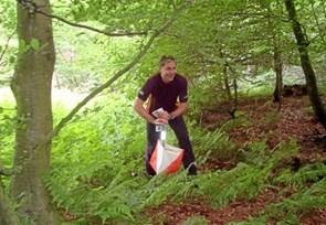 Tag i skoven og lær at løbe orientering