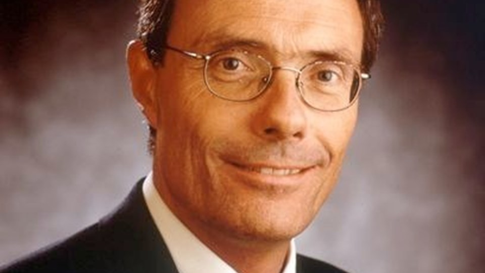 Sten Scheibye, tidligere direktør i Coloplast, fylder mandag 60 år.Foto: Scanpix