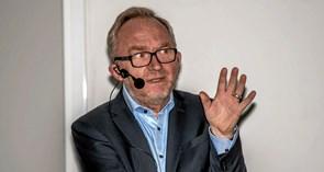 Jesper Theilgaard fortalte i Løgstør om klimaet
