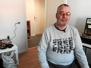 Michael fik hjælp til at komme videre: Forsorgshjem oplever massiv søgning