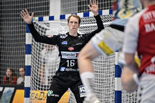 Målmandsduo kan blive guld værd for Aalborg Håndbold