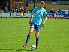 Lasse Steffensen skifter til Superligaen
