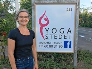 Yogastedet holder åbent hus