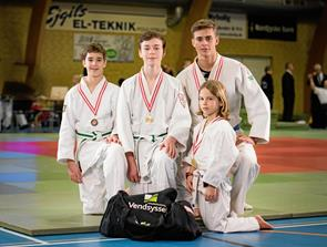 Flotte resultater Jetsmark Judoklub