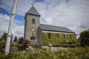 Nye lokaler og kapel til Langeslund Kirke