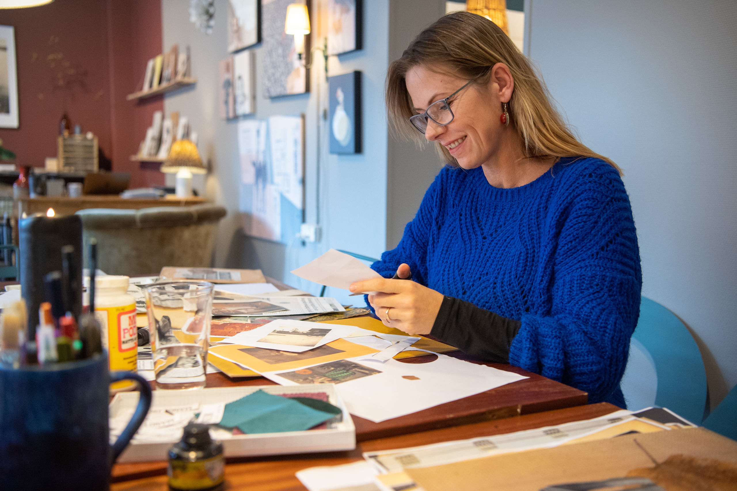 Der er planlagt to workshops i december. Foto: Kim Dahl