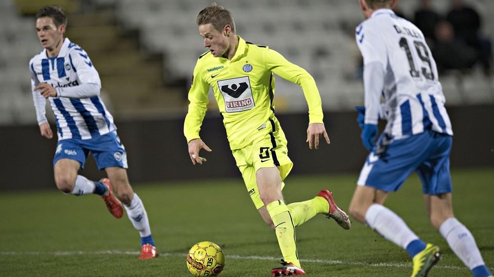Esbjerg vandt 1-0 over OB. Foto: Claus Fisker/Scanpix