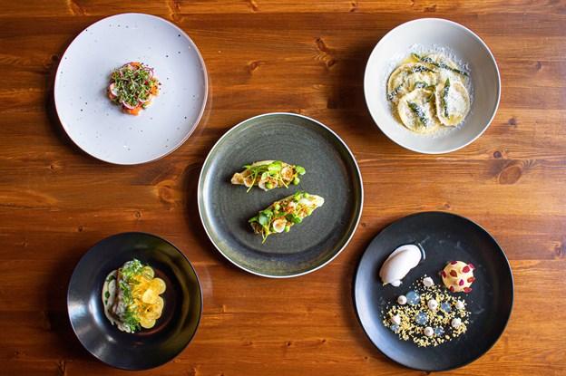 Stående bifald til stilsikker Aalborg-restaurant: Lækker mad til lækker pris