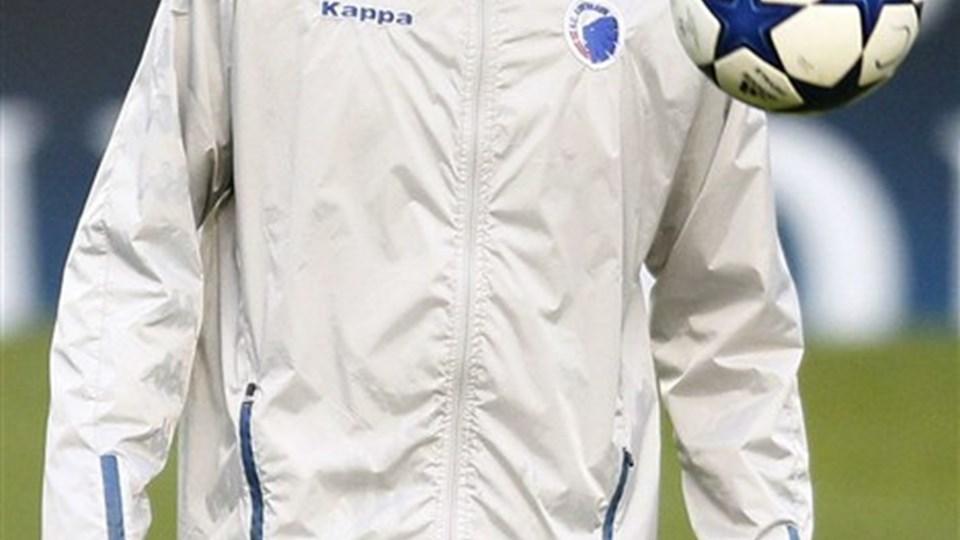 William Kvist var den bedste danske fodboldspiller i 2011.  Foto: Scanpix