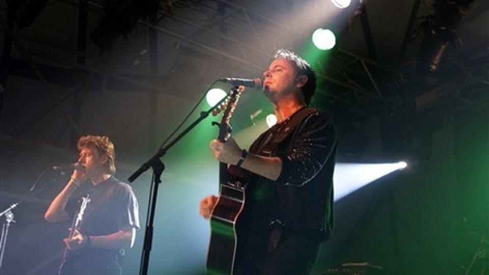 Sidste år var skotske Runrig et af hovednavnene på Skagen Festival. Dette års festival får besøg af en lang række australske orkestre. Arkivfoto