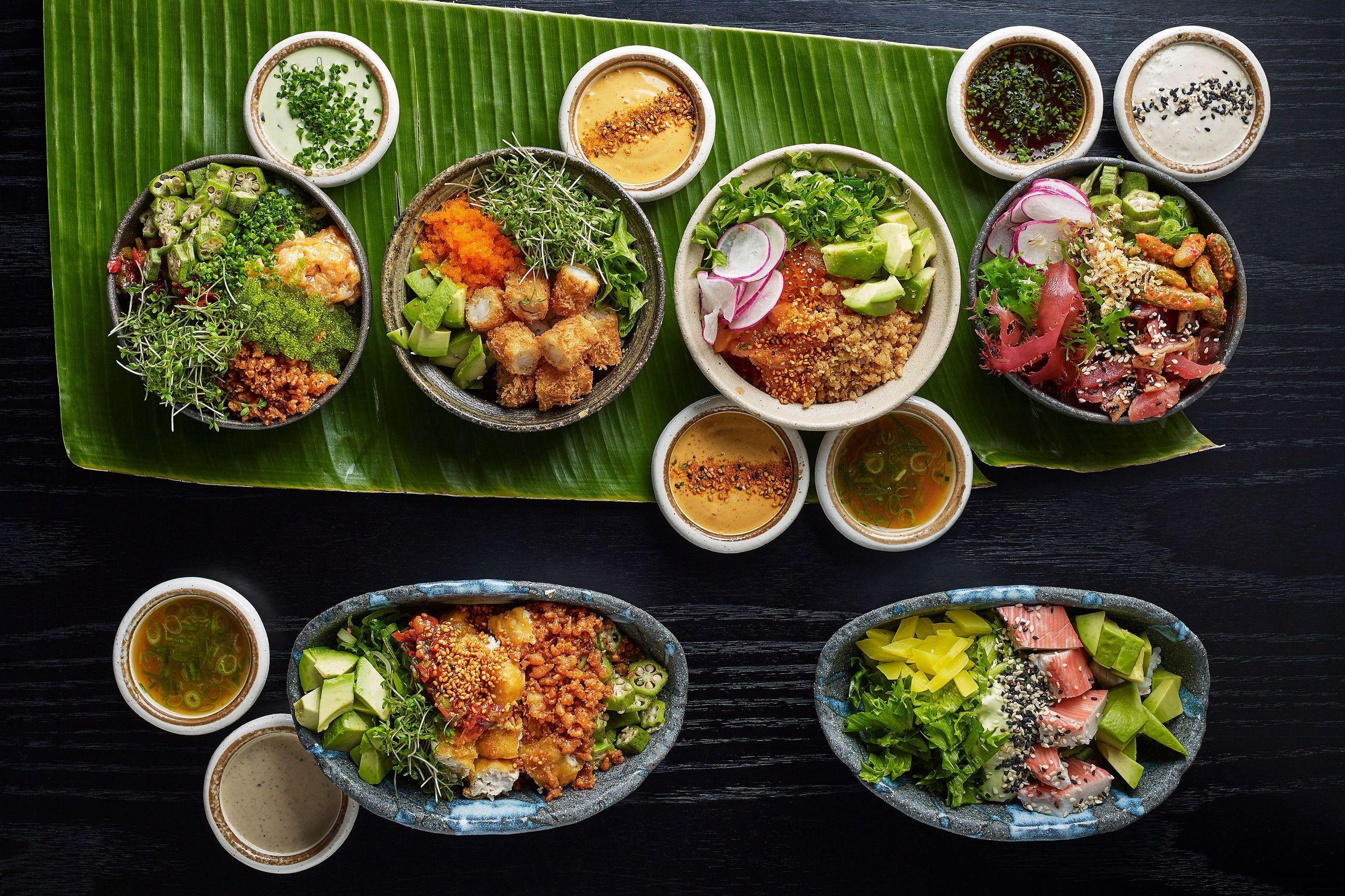 Nye retter på menuen: Nu serverer Karma Sushi også frokost