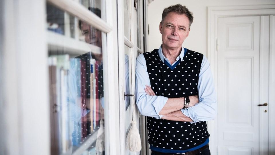 Erhvervsmanden Klaus Riskær Pedersens parti er tæt på at have vælgererklæringer nok til at få lov til at stille op til Folketingsvalget. Ifølge partiets hjemmeside mangler han torsdag aften kun lidt flere end 700 vælgererklæringer. (Arkivfoto).