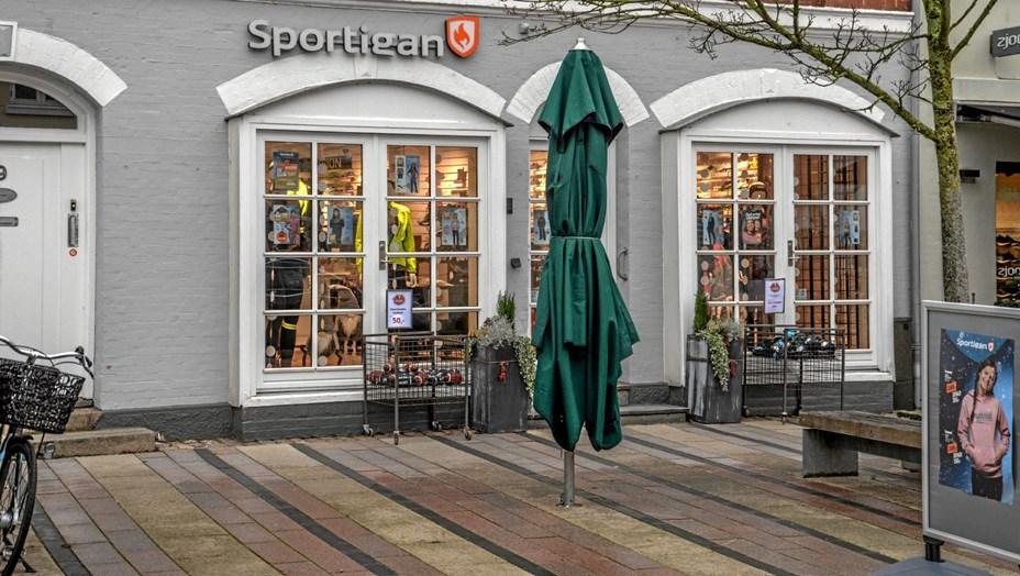 Fødselsdagsfest hos Sportigan i Løgstør