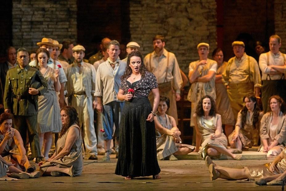 Carmen i Basaren