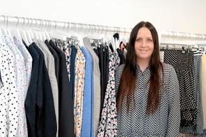 Karina Degn åbner ny butik i Blokhus