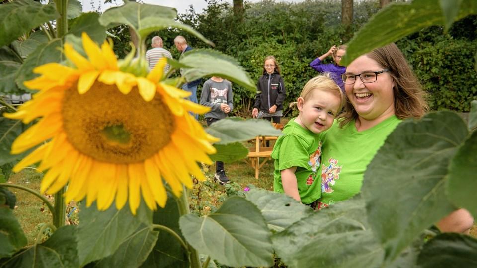 Thea Vadsholt har været medlem af Jerslev 4H, siden hun var barn. Foto: Peter Broen