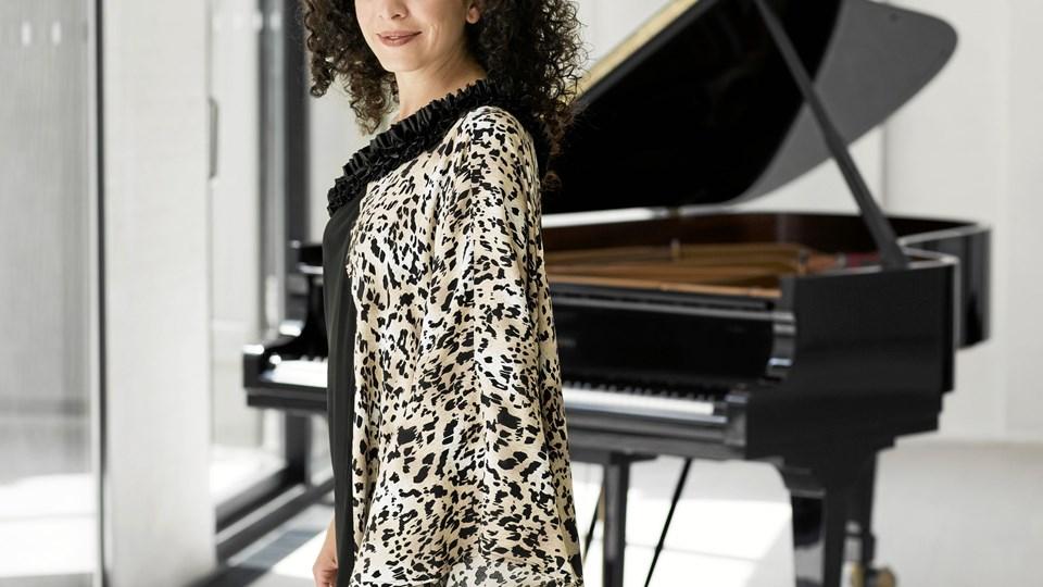 Den dansk-armenske pianist Marianna Shirinyan kan i den kommende sæson opleves i Hobro hele tre gange - første gang søndag 9. oktober. PR-foto: Nikolaj Lund.