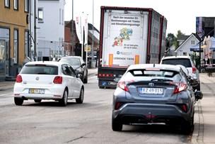 Grundejere frygter ulykker: folk kører alt for stærkt på lukket vej