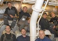 Nye skibsmontører fra Skagen og Frederikshavn