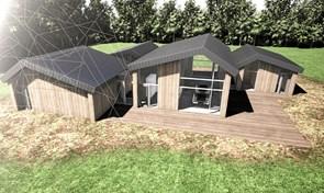 Bygger værested for veteraner ved Kaas