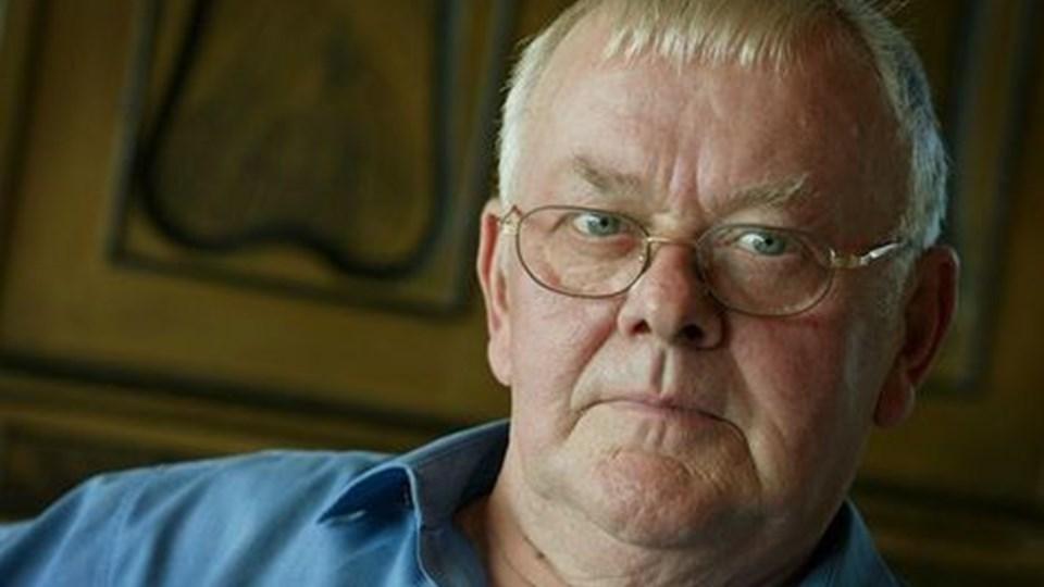 Jørgen Eriksen (V): - Nu kan borgerne lære, at hvis man nægter at overholde et påbud fra kommunen og bliver ved længe nok, får man tilladelse til sidst. foto: martin damgård
