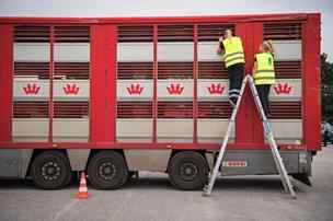 99 lastvognstog kontrolleret: En fjerdedel indkaldt til syn