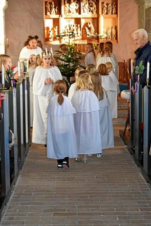 Jul i Serritslev