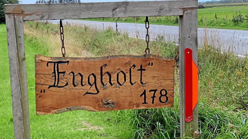 Engholt gik konkurs midt i august - men det er lykkedes at lave et hurtigt salg. Privatfoto