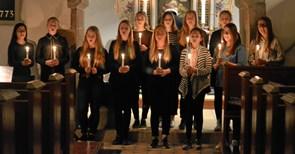 Kyndelmisse i Tversted Kirke