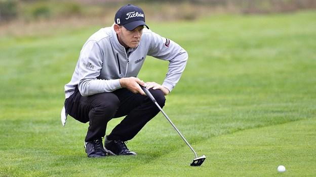 Dansker misser fransk golftriumf efter skidt afslutning
